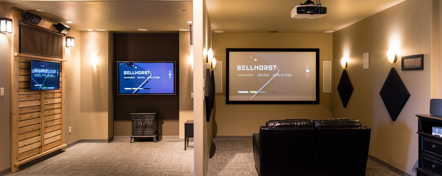 Premier audio & video solutions for your home theater